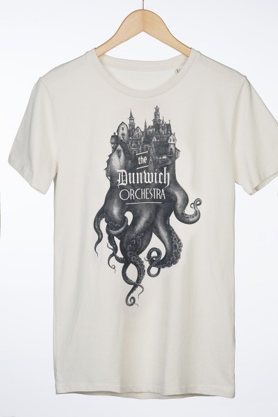 The Dunwich Orchestra T-Shirt / Vintage White