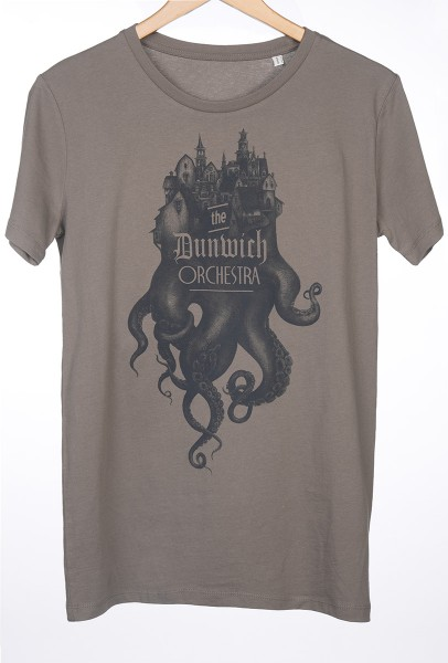 The Dunwich Orchestra T-Shirt / Walnut
