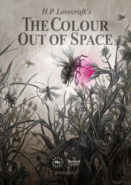 The Colour Out Of Space - Offset Poster